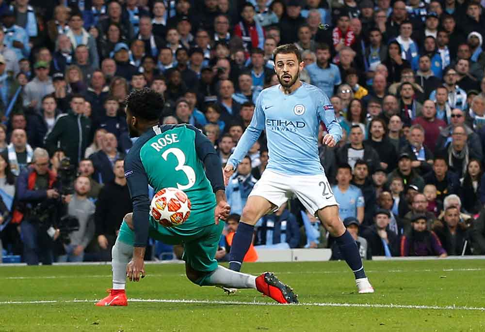 Manchester City V Tottenham: Match Preview And Betting Odds