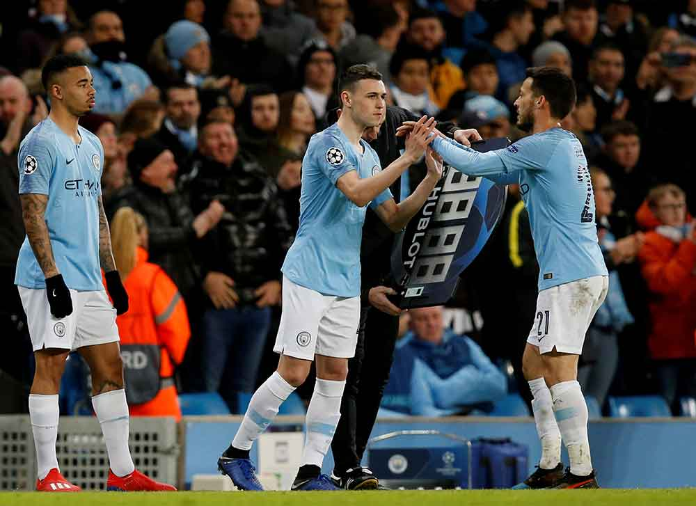4 Stunning Similarities That Show Why Foden Is Destined To Be David Silva's Successor At City