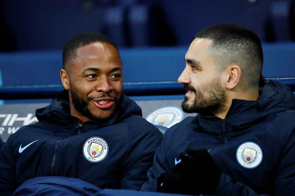 Walker And Sterling In, Cancelo And Gundogan Dropped: Manchester City's Predicted XI To Face Wolves