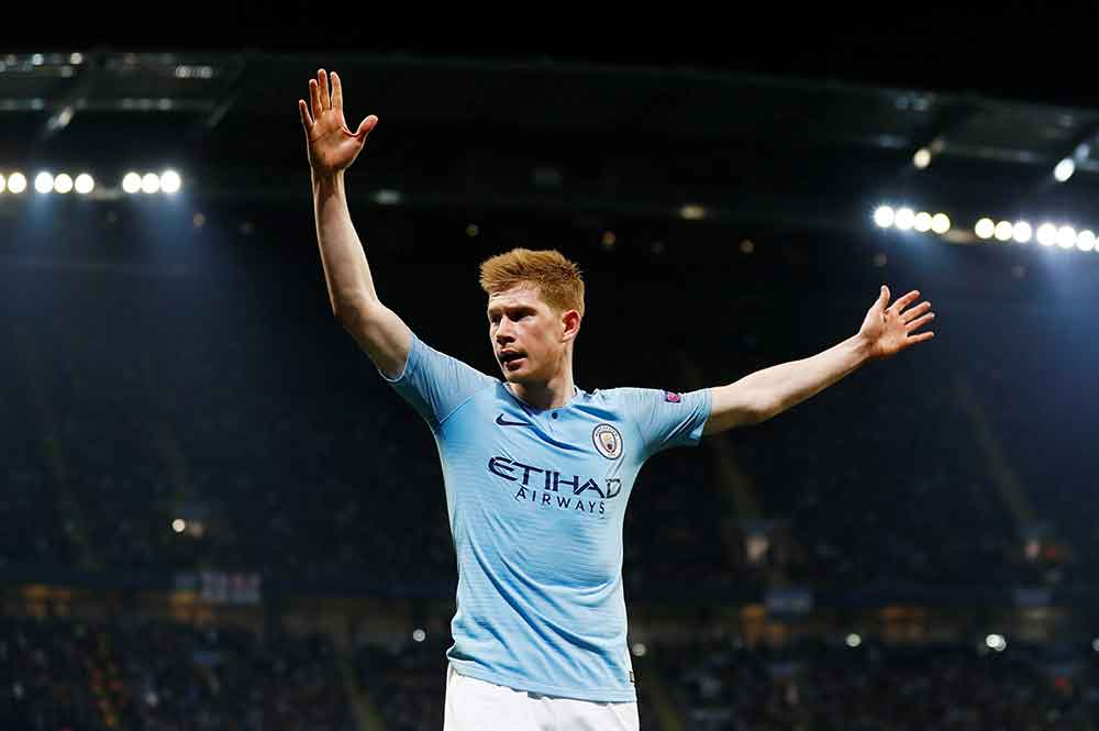 De Bruyne's Agent Responds To Talk Of Star's Departure Following City's European Ban