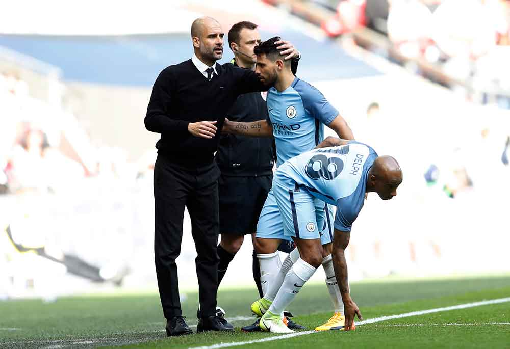 Guardiola Gives Six-Word Reply To Question About City's Potential Transfer Ban