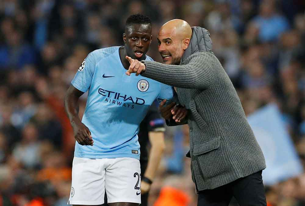 """Mendy Thinks """"Strong"""" Liverpool Will Help Inspire City's Push For Points"""