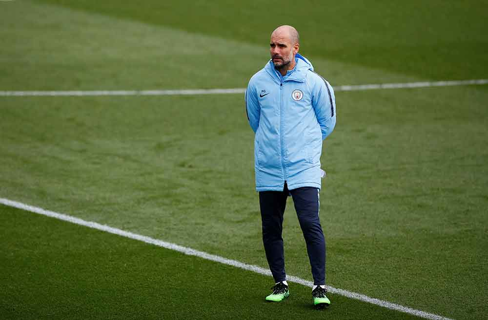 City Targeting Two High Profile Defenders As Guardiola Confirms Overhaul Plans