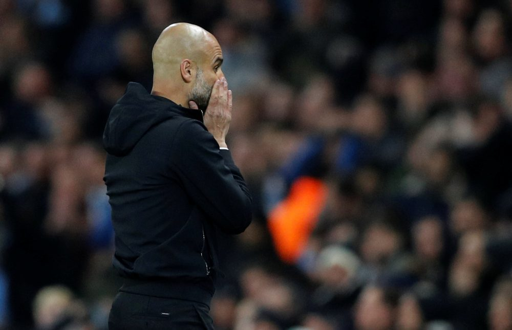 "Guardiola has ""no regrets"" after Champions League exit"