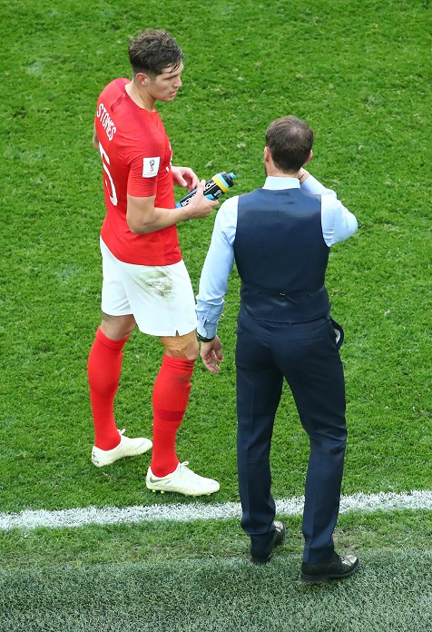 John Stones wants to continue improving after solid World Cup