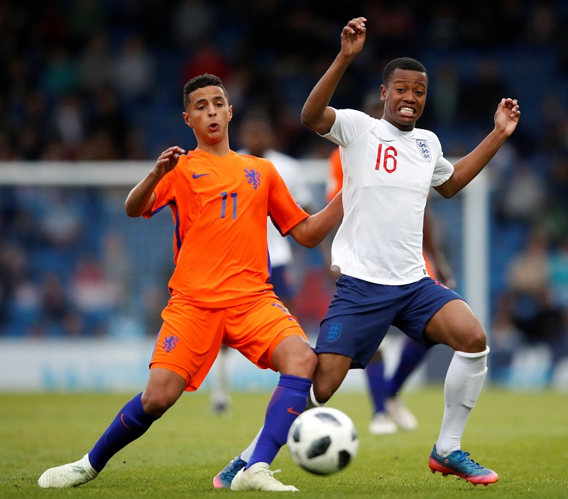 City Vying With Chelsea For Highly Rated Dutch U19 International Midfielder
