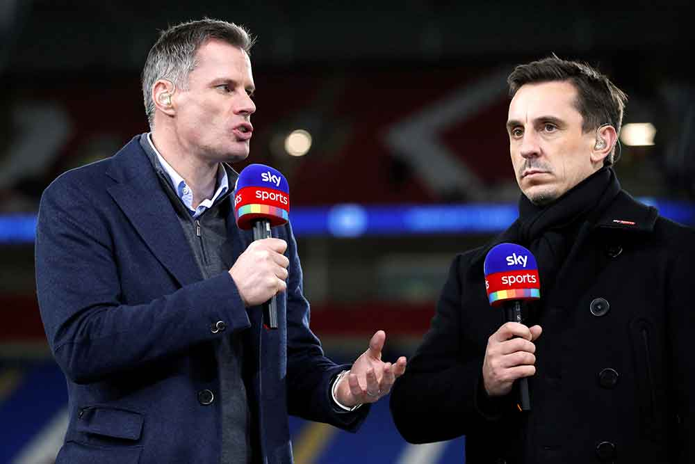 Carragher Predicts Guardiola May Make Surprise Tactical Change For Liverpool Encounter