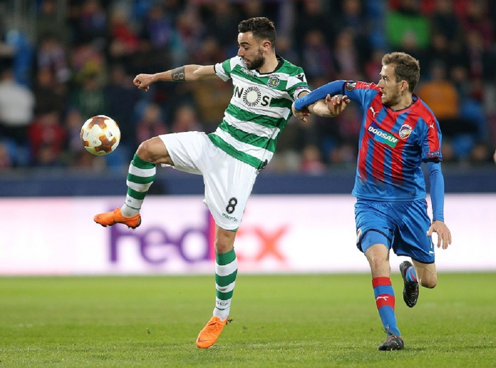 Bruno Fernandes Reveals He Would Love The Chance To Play Alongside City Star