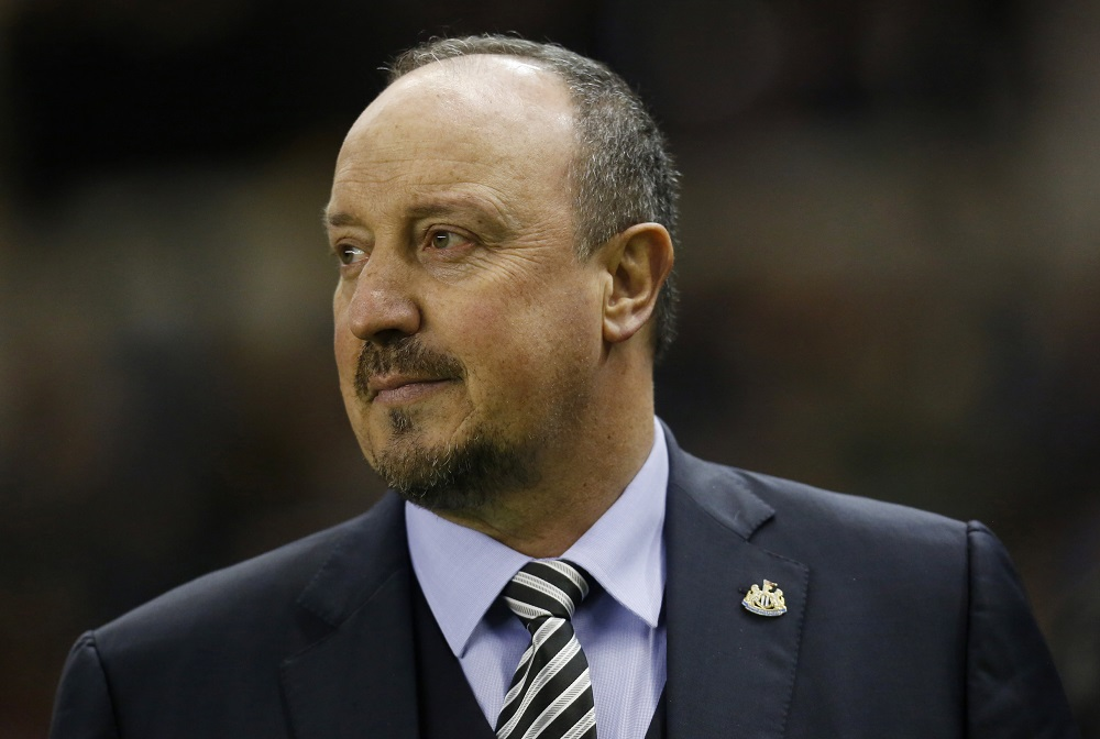 Benitez Highlights Key Mistake That City Can't Afford To Make As They Look To Chase Down Liverpool