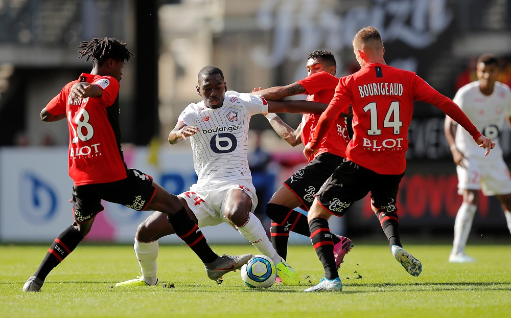Ligue One Side Receive Six Bids For French U21 Star Targeted by City, United And Spurs