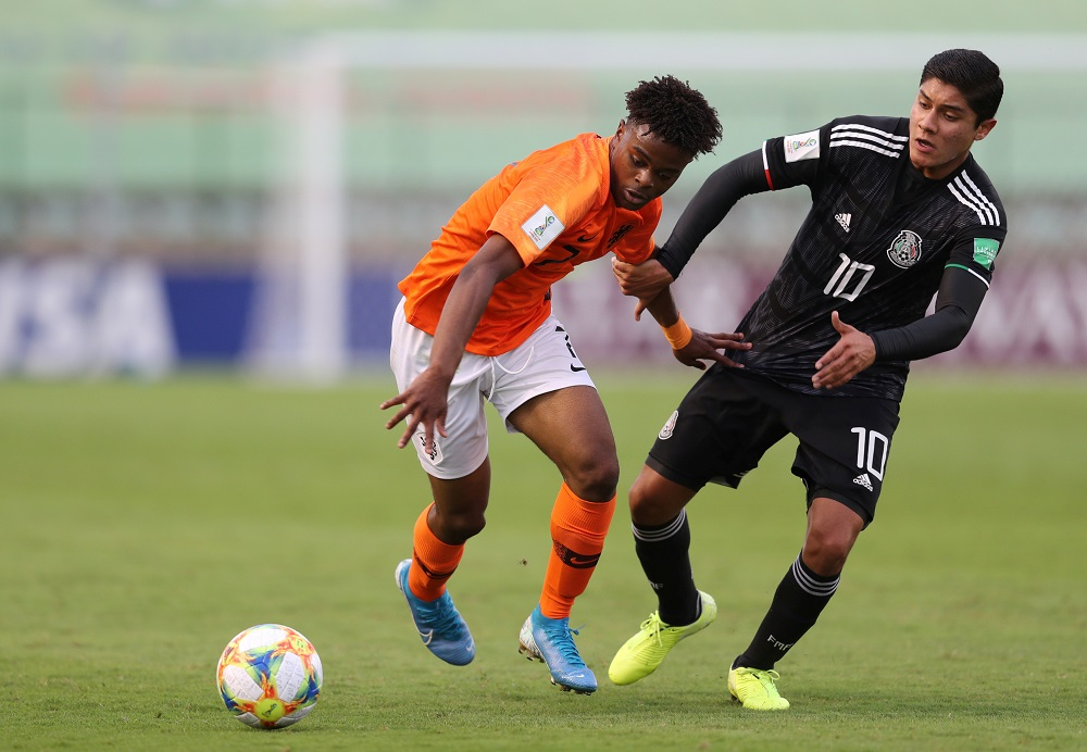 City Have Scouted U17 World Cup Star 'Several Times' As They Line Up £6m Bid