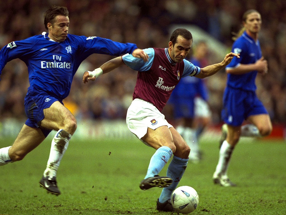 The Five Italian Stars Who Have The Most Appearances In The Premier League