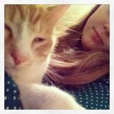 Snuggles with Finn