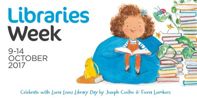national libraries week banner