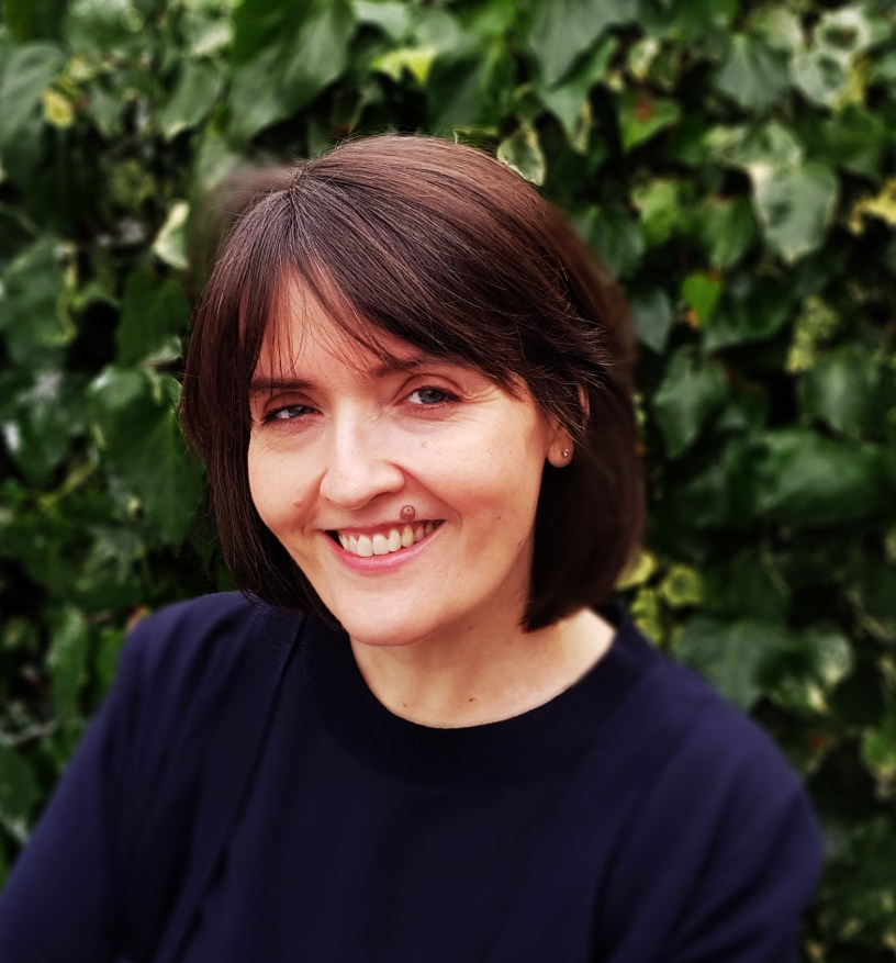 Picture of author Carolyn O'Brien