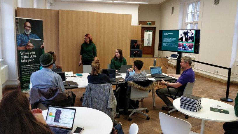 workshop in the BIPC