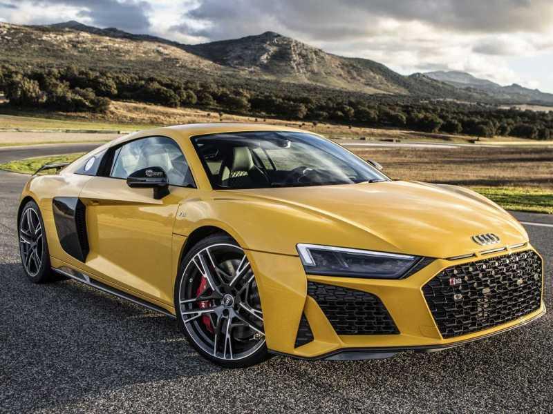 Audi R8 2019/2020