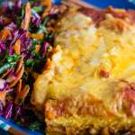 Image of Chicken Enchilada Pie