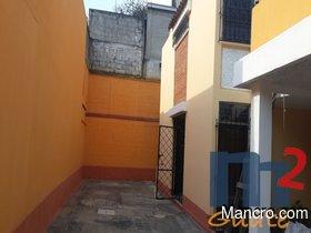 Casa En alquiler zona 11 Utatlan II Zona 11 Guatemala  Mancro