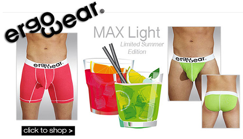Ergowear new Max Light range – perfect for Summer
