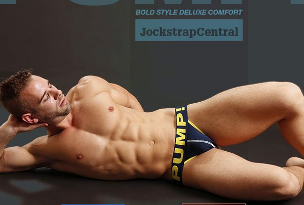 PUMP Jockstraps now at Jockstrap Central