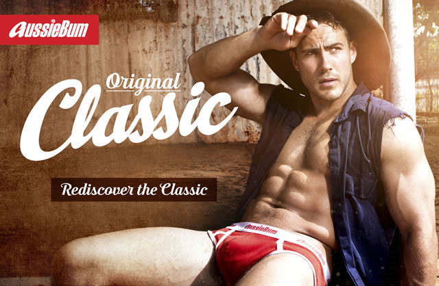 The Original Classic from aussieBum is back