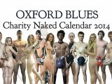 oxford blues 2014 naked calendar