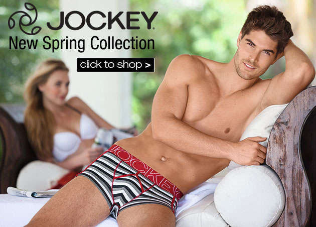 The Jockey 2014 Spring Collection