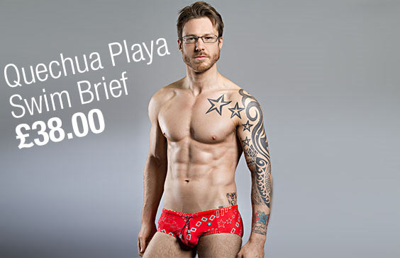 mundo unico quechua playa swim brief stuart hatton jnr