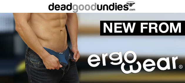 New Ergowear styles at Dead Good Undies