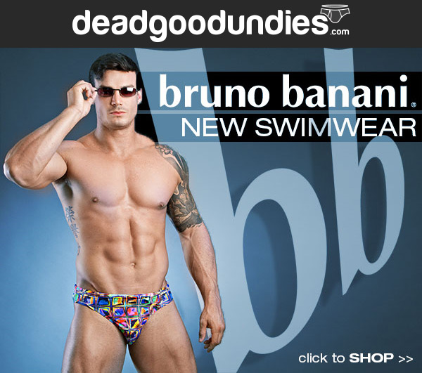 Summer 2015 Swimwear from Bruno Banani