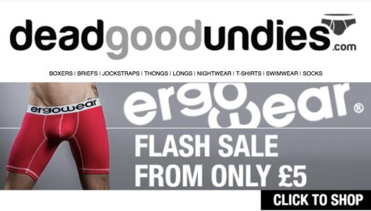 Ergowear - flash sale from only 5 GBP