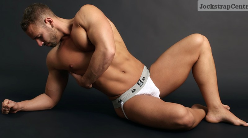 The Bike Performance Jockstrap - by Meyer - White