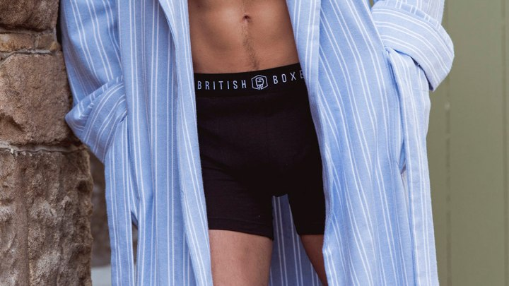 British Boxers – designed in Britain and crafted for comfort