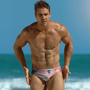 Matt Wilson - Aussiebum Swimwear