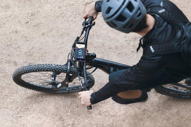 COBI Smartphone App Mountainbike