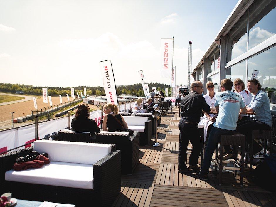 Nissan-Race-Camp-2015-Lounge