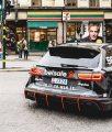 Jon Olsson Audi RS6 DTM Stockholm Uber Kombi Tuning Gumball 3000 City Hauptstadt App
