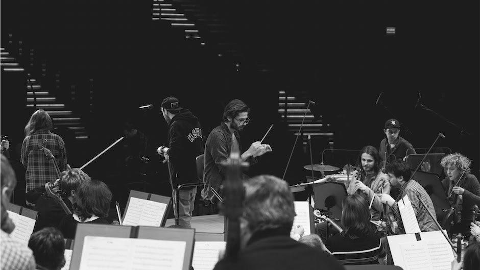 Polish National Radio Symphony Orchestra Jimek Dirigent Orchester