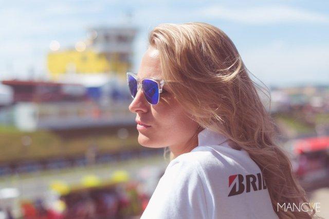 Doreen-Seidel-Hawkers-Sunglasses-Bridgestone-MotoGP-Sachsenring