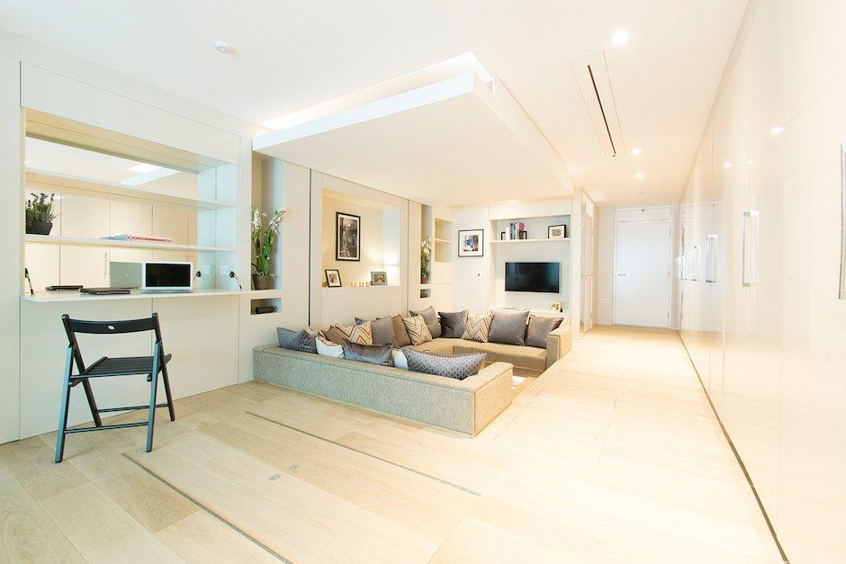 YO! Home Arbeitsplatz Wohnung Haus Wandelbar Design Architektur Eigenheim Bezahlbar Minimalistisch