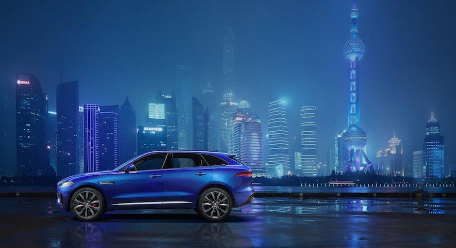 Jaguar-FPACE-Shanghai