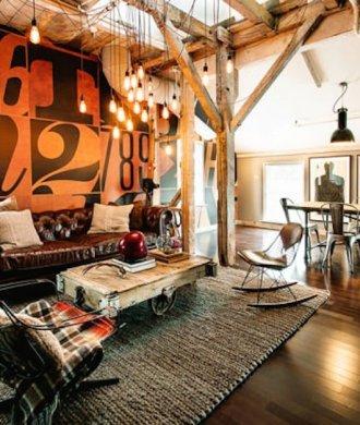SND CYN Studios Meetingroom Wohnzimmer Kreativ Büro Designer Einrichtung Interieur Interior Holz Gemütlich Sofa Couch Bücher Lampen Decke