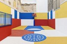 bunter Basketball Court