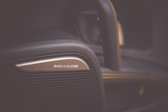 Audi R8 Bang Olufsen Sound Soundsystem Soundanlage Surroundsound