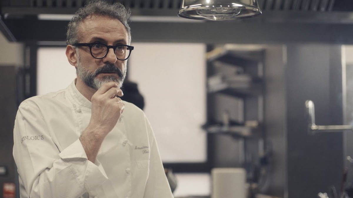 Take a look inside the #1 Restaurant in the World: Osteria Francescana