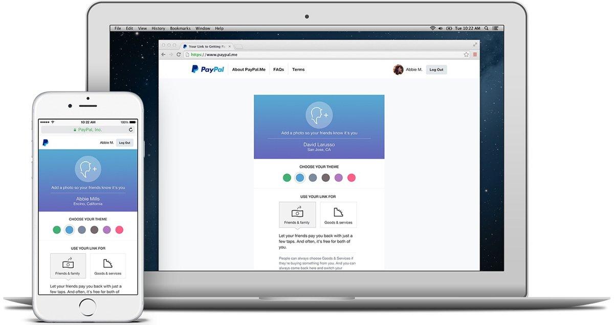 PayPal.me URL Kurzlink Online Zahlung Bezahlen Shops Sammelkonto Spendenkonto PayPal Me Vanity URL Einfach Geld empfangen