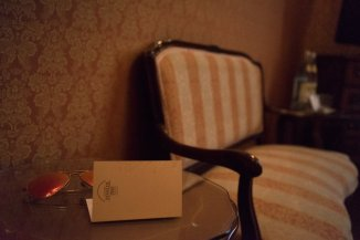 Venedig Venezia Venice Italien Romantik Romance Romantisch Urlaub Lifestyle Locanda Vivaldi Couch Bank Tapete Zimmer