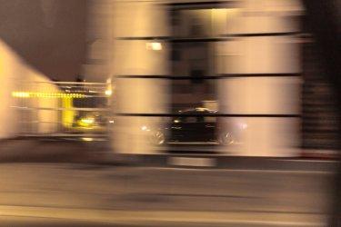 Audi RS3 Limousine Reflexion Scheibe