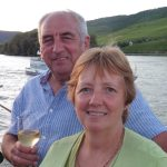 Heulwen & Jeff, Majestic Rhine & Moselle Rivers Tour 2016